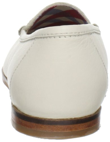 Hush Puppies Slip-on Mocassino Da Donna, Bianco Sporco