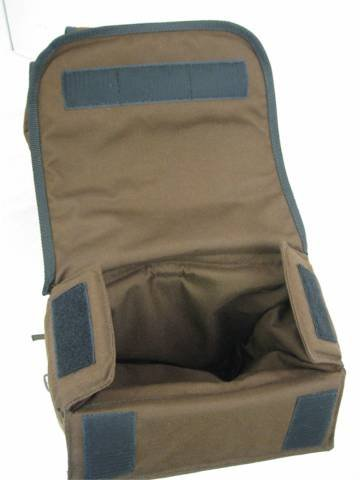 ULTIMATE INSULATED SADDLE & CANTLE BAG - FOOD - BEER - DRINKS - MADE IN THE USA