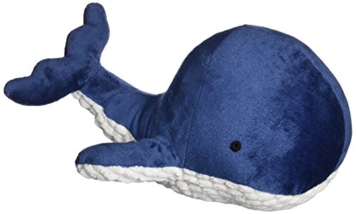 Little Bedding Kids William Nautica Plush Toy, Whale ()