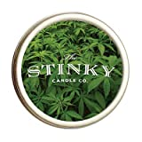 The Stinky Candle Company - Handmade Hemp Scent by The Stinky Candle Company