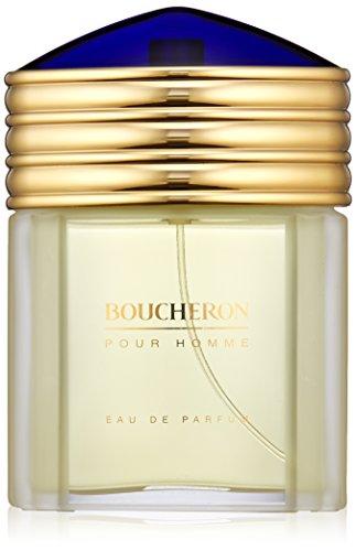 BOUCHERON Pour Homme Eau de Parfum, Woody Citrus, 3.3 fl. oz. Homme Eau De Parfum Spray