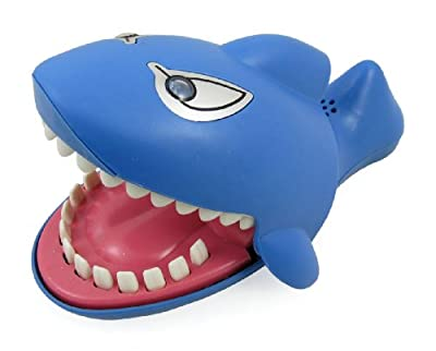Shark Dentist Game for kids (Evil Laughter, Glowing Eyes, More Fun Than Crocodile)