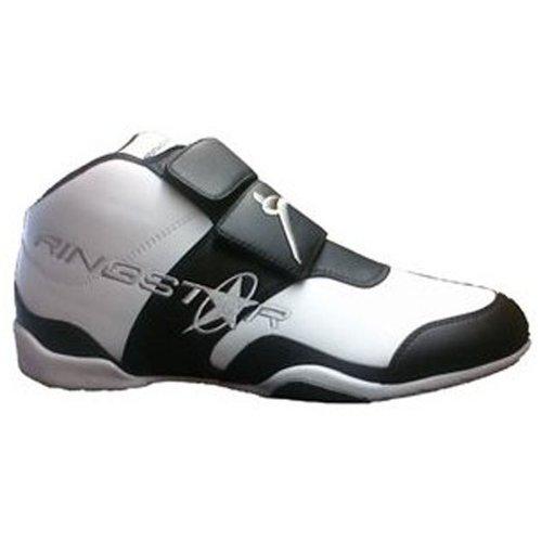 Ringstar Fight Pro White/Black, 10