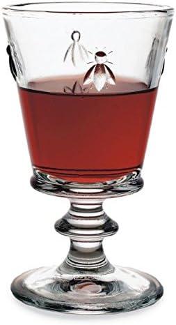 Bicchiere da vino con stelo 2 pezzi 350 ml La Rochere