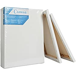 "CONDA Artist Stretched Canvas 8"" x 10"" 10 Pack"