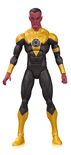 DC Collectibles Icons Sinestro Action Figure