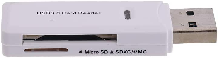 CSCF, SD/TF Card Reader USB 3.0 Dual Slot Flash Memory Card ...