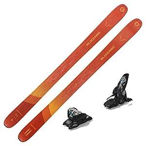 2021 Blizzard Rustler 11 Skis w/Marker Griffon 13 ID Bindings