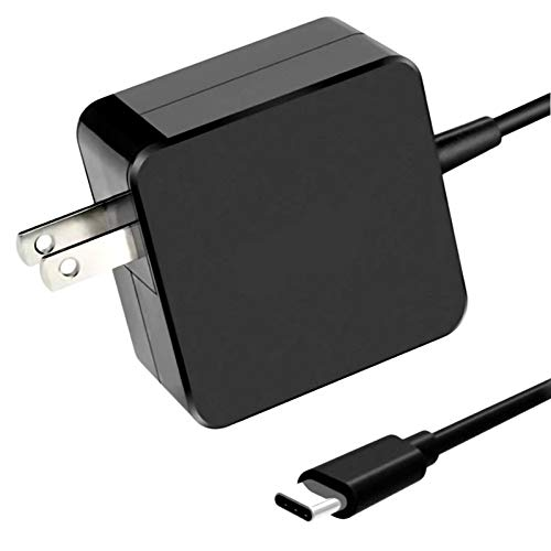 HUNDA 87W USB-C Power Adapter, USB-C Wall Charger PD Fast Charging, Compatible MacBook 87W MNF82LL/A, 61W MNF72LL/A, 29W MJ262LL/A (6.5Ft USB-C Cable Included) by HUNDA