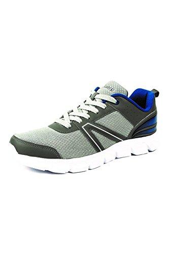 Envío Libre Populares Estilo De La Manera Del Descuento Mmojah Men Energy-37 Black/White Running Sports Shoes-6 KGJU3ruOO