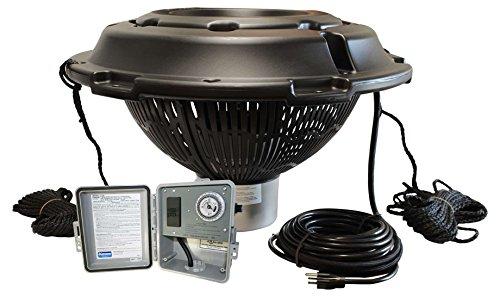 Kasco Marine 3400VFX100 .75HP - 120V Aerating Fountain - 100Ft Power Cord