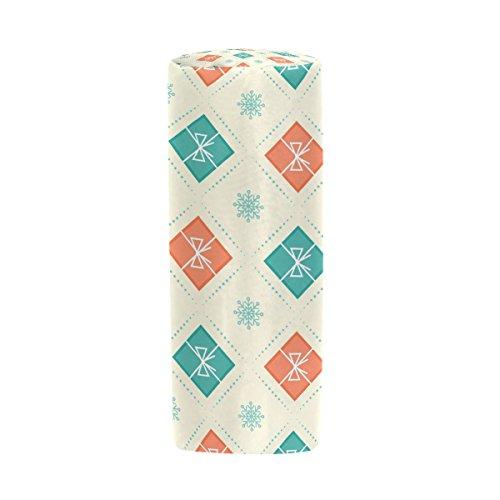 Weihnachten Geschenk Federmäppchen Pen Tasche Multifunktions Stationery Tasche Tasche mit Reißverschluss von imobaby, Student Reißverschluss Bleistift Inhaber Tasche Geschenk Travel Make-up Tasche, M1
