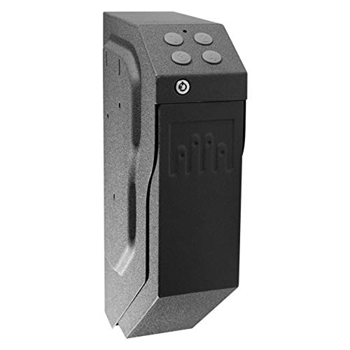 GunVault SV500 - SpeedVault Handgun Safe (Best Gun For Buffalo Hunting)