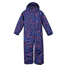 Mountain Warehouse Cloud Printed Kids All in One Snowsuit