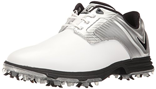 Callaway Men's Primero Golf Shoe, White/Silver, 9.5 D US