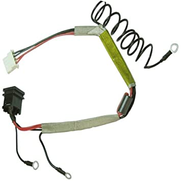 Amazon com: DBParts DC Power Jack Harness Cable For Toshiba