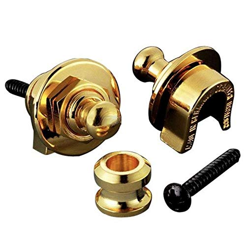 Schaller Accordion Accessory (14010501) (Best Strap Locks For Les Paul)