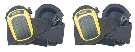 DEWALT DG5204 Professional Kneepads with Layered Gel and Neoprene Fabric Liner (2-(Pack))