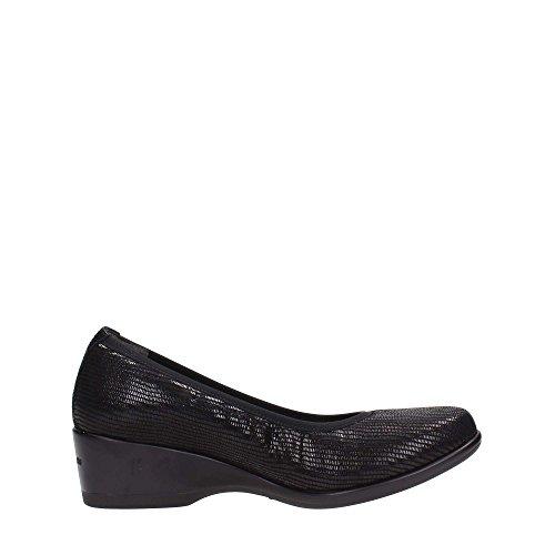 MELLUSO - Zapatos de vestir para mujer negro negro negro