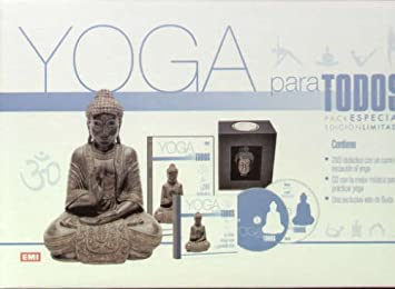 Pack Yoga Para Todos : Amazon.es: Música