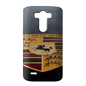 Cool-benz Porsche car logo (3D)Phone Case for LG G3