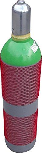 Druckluft 20 Liter Druckluftflasche 300 bar neutrale gefüllte Pressluft Eigentumsflasche von Gase Dopp