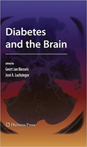 Diabetes and the Brain (Contemporary Diabetes)