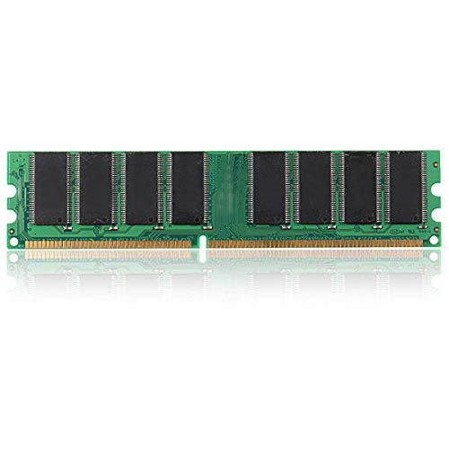 Desktop Memory Card - Desktop Computer Memory - 1Gb Ddr333 Mhz Pc2700 Non-Ecc Desktop Computer Dimm Memory 184 Pins (Memory Ddr3 Desktop)