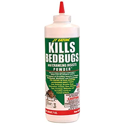 Amazon Com Jt Eaton 203 Bedbug And Crawling Insect Powder With