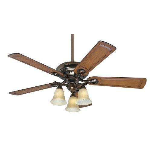 Patina 52 Inch Ceiling Fan (Hunter 54059 Whitten 52