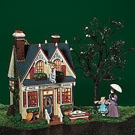 (Department 56 New England Village Verna Mae's)