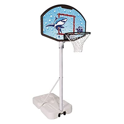Spalding 77054 Pool Shark Portable Basketball Set