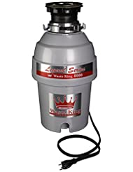 Waste King Legend Series 1 HP Continuous Feed Garbage Disposa...