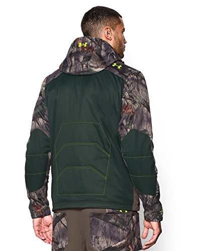 20eb40f4c5b37 Under Armour Coldgear Infrared Scent Control Barrier Jacket - Men's Mossy  Oak Treestand / Velocity XXL
