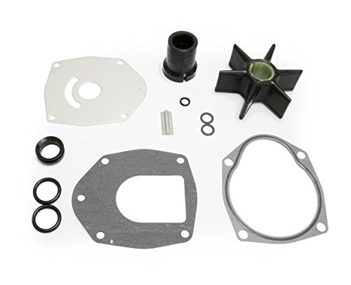 Full Power Plus Impeller Rebuild Kit Replacement For Mariner Mercury Mercruiser Alpha One Gen 2 47-43026Q06 40-250 HP Sierra 18-3214