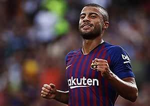 Desconocido Rafinha FC Barcelona la Liga España Fútbol Póster 10981 (A3-A4-A5) - A5: Amazon.es: Hogar