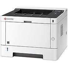 Kyocera 1102RY2US0 Model ECOSYS P2040dw Monochrome Network Laser Printer, 42 PPM B&W, Print Resolution 600 x 600 DPI Up to Fine 1200 DPI, Standard Wireless and Wi-Fi Direct Capability, 256 MB Memory
