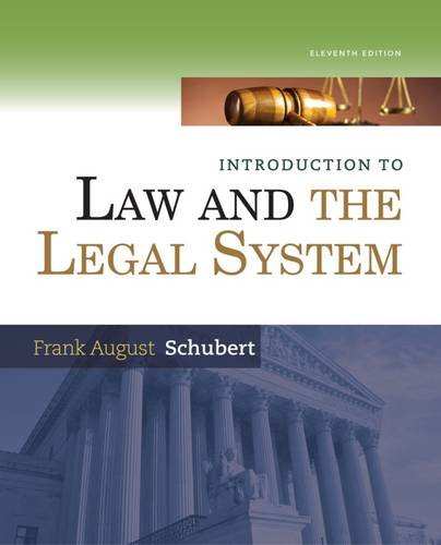 Intro.To Law+Legal System