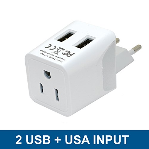 Turkey Iceland Travel Adapter Ceptics product image