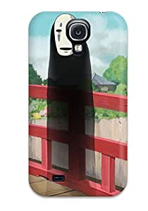 Durable No-face From Spirited Away Back Case/cover For Galaxy S4