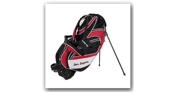 Ben Sayers - Bolsa para palos de golf con soporte: Amazon.es ...