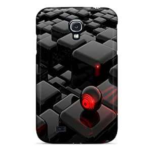 Hot Tpye Perfect Abstract Case Cover For Galaxy S4