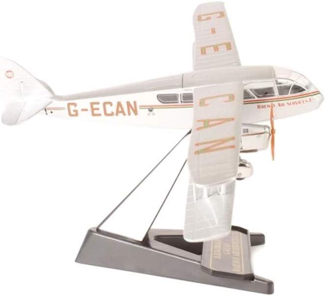 Herpa 8172DG001/DH84/Dragon G ECAN Railway Air Services Miniature Vehicle