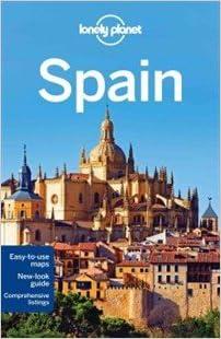 Lonely Planet Spain (Paperback, 9th): Amazon.es: A. Ham: Libros