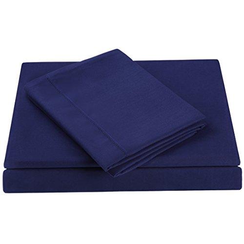 free shipping balichun microfiber 4 piece bed sheet set. Black Bedroom Furniture Sets. Home Design Ideas