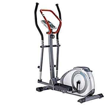 Bicicleta estática ergómetro Ellipse Trainer Cross Trainer Fitness Walking Stepper Cardio 8