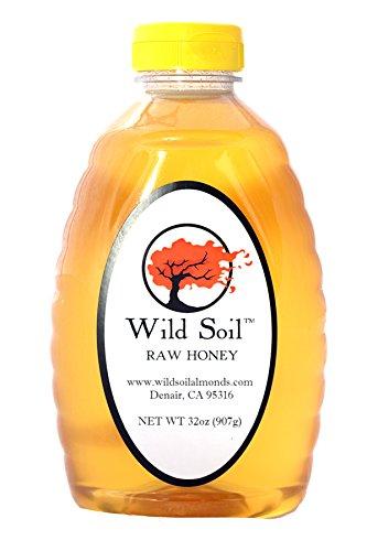 Wild Soil Honey, Distinct and Superior to Organic, Probiotic, Raw, Unpasteurized, USA Honey ()