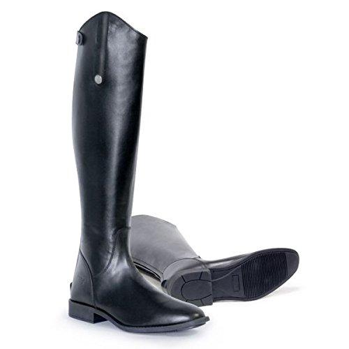 Wide WALDHAUSEN riding black boots Ascot qxOOwz86tR