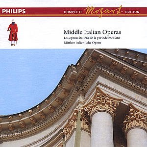 14 - Middle Italian Operas: Comp Mozart Edition 14 - Zortam Music