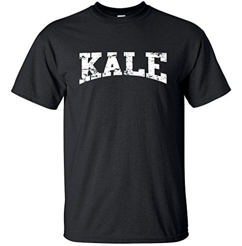 Adult-Kale-Vegan-Vegetarian-White-T-Shirt